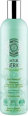 Shampooing anti-pelliculaire pour cuir chevelu sensible - Natura Siberica — Photo N1