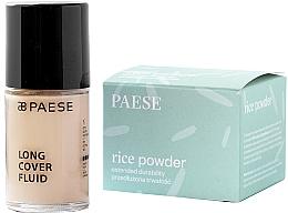 Parfums et Produits cosmétiques Paese - Kit (fond de teint fluide/30ml + poudre de riz/10g)