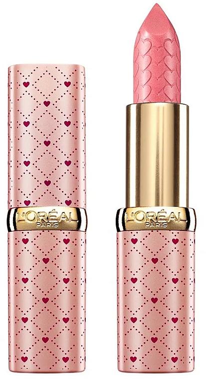 Rouge à lèvres hydratant - L'Oreal Paris Color Riche Valentine?s Day Limited Edition — Photo N1