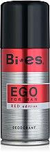 Parfums et Produits cosmétiques Déodorant spray - Bi-es Ego Red Edition