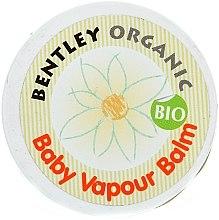 Parfums et Produits cosmétiques Baume chauffant à l'huile d'eucalyptus - Bentley Organic Baby Vapour Balm