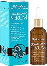Parfums et Produits cosmétiques Sérum à l'acide hyaluronique pour visage - GlySkinCare Hyaluronic Serum