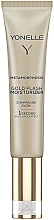 Parfums et Produits cosmétiques Hydrogel éclaircissant pour visage - Yonelle Metamorphosis Gold Flash Moisturizer Champagne Glow