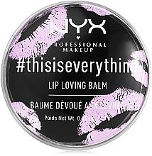 Parfums et Produits cosmétiques Baume à lèvres - NYX Professional Makeup Lip Balsam