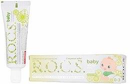 Parfums et Produits cosmétiques Dentifrice à l'extrait de camomille - R.O.C.S. Baby