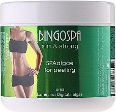 Parfums et Produits cosmétiques Gommage à l'huile de menthe poivrée et urée pour corps - BingoSpa
