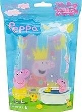 Parfums et Produits cosmétiques Éponge de bain pour enfants Peppa Pig, Peppa et la couronne - Suavipiel Peppa Pig Bath Sponge