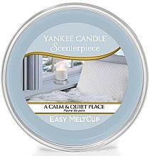 Parfums et Produits cosmétiques Cire parfumée Havre de paix - Yankee Candle A Calm & Quiet Place Scenterpiece Melt Cup