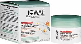 Parfums et Produits cosmétiques Crème-masque de nuit aux lumiphénols antioxydants - Jowae Moisturizing Overnight Recovery Cream-Mask