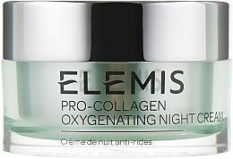 Parfums et Produits cosmétiques Crème de nuit anti-rides à l'extrait d'algues - Elemis Pro-Collagen Oxygenating Night Cream