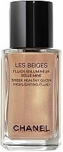 Parfums et Produits cosmétiques Fluide-enlumineur - Chanel Les Beiges Sheer Healthy Glow Highlighting Fluid