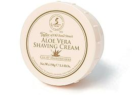 Parfums et Produits cosmétiques Crème à raser à l'aloe vera - Taylor of Old Bond Street Aloe Vera Shaving Cream Bowl