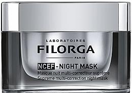 Parfums et Produits cosmétiques Masque de nuit à l'huile d'amande douce - Filorga NCEF-Night Mask