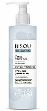 Parfums et Produits cosmétiques Gel nettoyant aux vitamines pour visage - Bisou AntiAge Bio Facial Wash Gel