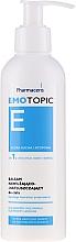 Parfums et Produits cosmétiques Baume corps, peaux sensibles et atopiques à usage quotidien - Pharmaceris E Emotopic Hydrating Lipid-Replenishing Body Balm
