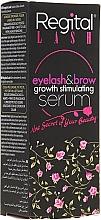 Parfums et Produits cosmétiques Sérum de croissance pour cils et sourcils - Regital Lash Eyelash & Brow Growth Stimulating Serum