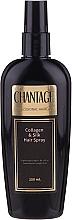 Parfums et Produits cosmétiques Spray lissant à l'extrait de soie pour cheveux - Chantage Collagen & Silk Hair Spray