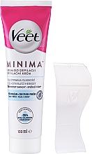 Parfums et Produits cosmétiques Crème dépilatoire pour peaux sensibles - Veet Minima