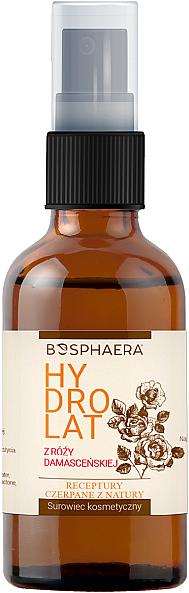 Hydrolat Rose de Damas - Bosphaera Hydrolat