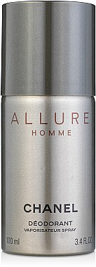 Chanel Allure Homme - Déodorant — Photo N1