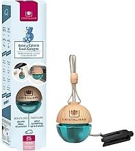 Parfums et Produits cosmétiques Désodorisant pour voiture, Eau de Cologne fraîche - Cristalinas Baby Fresh Cologne