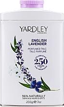 Parfums et Produits cosmétiques Yardley English Lavender Perfumed Talc - Talc parfumé pour corps