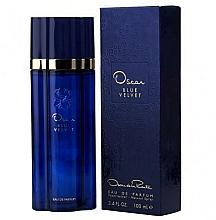 Parfums et Produits cosmétiques Oscar De La Renta Blue Velvet - Eau de Parfum