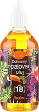 Parfums et Produits cosmétiques Huile de bronzage protectrice SPF 18 - Bione Cosmetics Oil SPF18