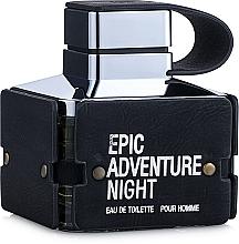 Parfums et Produits cosmétiques Emper Epic Adventure Night - Eau de Toilette