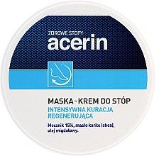 Parfums et Produits cosmétiques Masque-crème régénérant pour les pieds - Acerin Mask
