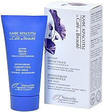 Parfums et Produits cosmétiques Sérum intensif à l'extrait d'iris et huile de jojoba pour visage - Le Cafe de Beaute Intense Repair Face Serum