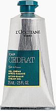Parfums et Produits cosmétiques Gel-crème après-rasage - L'Occitane Cap Cedrat After Shave Cream Gel