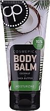 Parfums et Produits cosmétiques Baume à l'huile de noix de coco pour corps - Cosmepick Body Balm Coco & Shea Butter