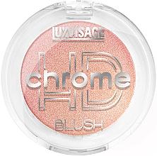 Parfums et Produits cosmétiques Blush - Luxvisage HD Chrome Blush