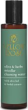 Parfums et Produits cosmétiques Eau micellaire aux extraits d'herbes - Yellow Rose Olive & Herbs Micellar Cleansing Water