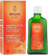 Parfums et Produits cosmétiques Lait de bain régénérant à l'arnica - Weleda Arnika Recuperating Bath Milk