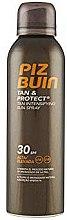 Parfums et Produits cosmétiques Spray solaire bronzage intense SPF 30 - Piz Buin Tan&Protect Tan Intensifying Sun Spray SPF30