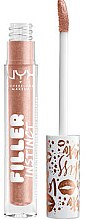 Parfums et Produits cosmétiques Brillant à lèvres - NYX Professional Filler Instinct Plumping Lip Polish