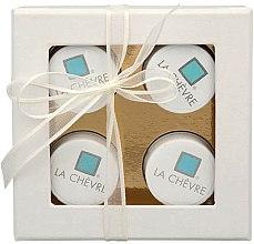 Parfums et Produits cosmétiques Set soin visage - La Chèvre Epiderme (crème contour des yeux/5g + 3crèmes/5g)