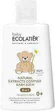 Parfums et Produits cosmétiques Soin de bain au complexe d'extraits naturels pour bébé - Ecolatier Baby