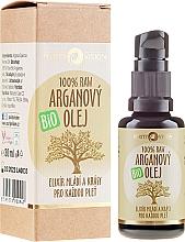 Parfums et Produits cosmétiques Huile d'argan bio100% pour corps - Purity Vision 100% Raw Bio Argan Oil