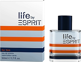 Parfums et Produits cosmétiques Esprit Life by Esprit Men - Eau de Toilette