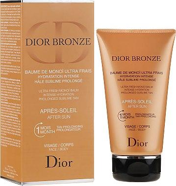 Baume après-soleil à l'huile de monoï pour visage et corps - Dior Dior Bronze After Sun Baume de Monoi — Photo N1