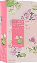 Parfums et Produits cosmétiques FarmStay Pink Flower Blooming Hand Cream Set - Set (crème pour mains/2x100ml)