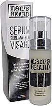Parfums et Produits cosmétiques Sérum pour visage - Man's Beard Serum Sublimateur Visage