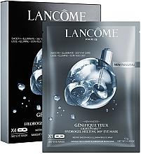 Parfums et Produits cosmétiques Masque contour des yeux - Lancome Genifique Hydrogel Melting Eye Mask
