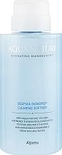 Parfums et Produits cosmétiques Lotion tonique à l'eau marine et extrait de mûre - A'pieu Aqua Nature Deep-Sea Dewdrop Clearing Softener