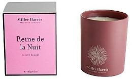 Parfums et Produits cosmétiques Miller Harris Reine De La Nuit - Bougie parfumée, Reine de la Nuit