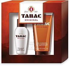 Parfums et Produits cosmétiques Maurer & Wirtz Tabac Original - Set (lotion après-rasage/50ml + gel bain et douche/100ml)