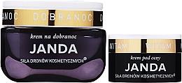 Parfums et Produits cosmétiques Janda - Set (crème pour visage/50ml + crème contour des yeux/15ml)